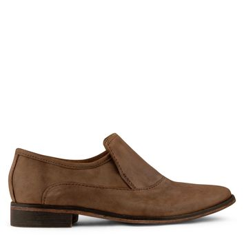 Free People Brady Slip-On Loafer Women's - Brown