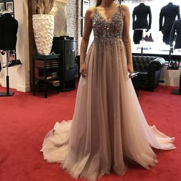 Formal Evening Gown Custom Made