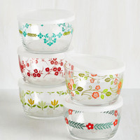 Vintage Inspired Savor the Scenery Container Set by ModCloth