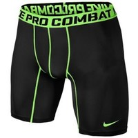 "Nike Pro Combat Compression 6"" Short 2.0 - Men's at Foot Locker"