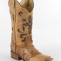 Corral Cross Cowboy Boot - Women's Shoes | Buckle