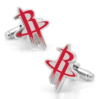 Men's Cufflinks, Inc. 'Houston Rockets' Cuff Links