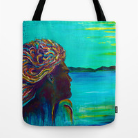 El Capitan Tote Bag by Sophia Buddenhagen
