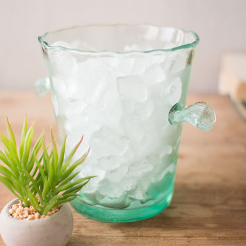 Glacier Glass - Ice Bucket
