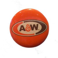 Loungefly A&W Logo Button Accessories Buttons and Pins Buttons at Broken Cherry