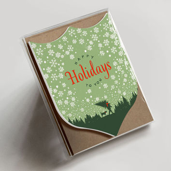 Happy Holidays Timber Boxed Set