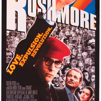 Rushmore Wes Anderson Movie Poster 11x17