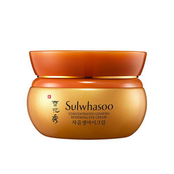 Sulwhasoo Concentrated Ginseng Renewing Eye Cream 25ml|Sulwhasoo雪花秀 滋盈生人参紧致修护眼霜 25ml