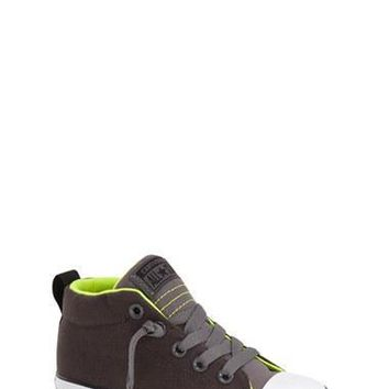 Boy's Converse Chuck Taylor All Star 'Street' Slip-On Sneaker,