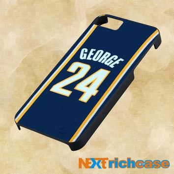 Adidas NBA Indiana Pacers 24 Paul George Jersey For IPHONE, IPOD, IPAD and SAMSUNG GAL