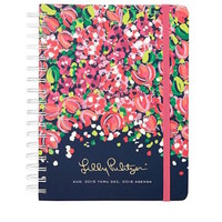 Lilly Pulitzer LARGE AGENDA - WILD CONFETTI - Ryan's Daughters
