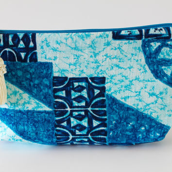 Cosmetic Stash Bag, Luau Sophisticate