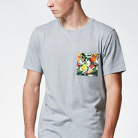 On The Byas Path Printed Pocket T-Shirt at PacSun.com