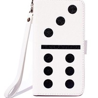 Domino iPhone Wallet Case