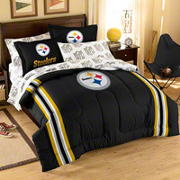 Pittsburgh Steelers Full Comforter Set