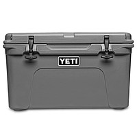 Tundra Cooler 45 in Charcoal by YETI