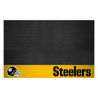 Pittsburgh Steelers NFL Vinyl Grill Mat