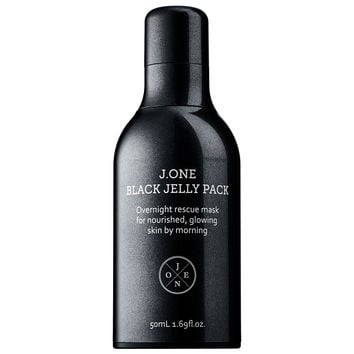 Sephora: J.One : Black Jelly Pack : facial-treatment-masks