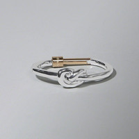 Womens Knot Bangle | Womens Accessories | Abercrombie.com
