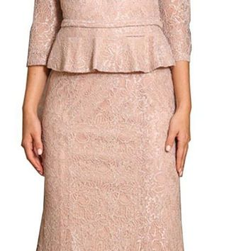 Sale Long Mother of the Bride Dress Formal