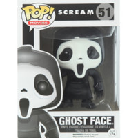 Funko Scream Pop! Movies Ghost Face Vinyl Figure