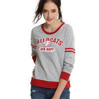 Her Universe Disney Channel Originals High School Musical Wildcats Girls Sweatshirt