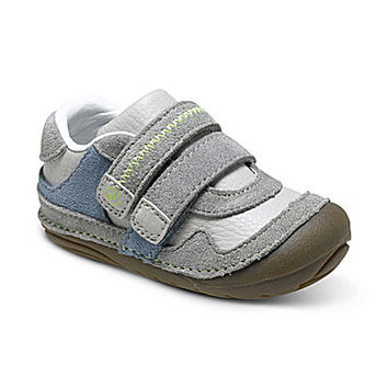 Stride Rite Boys' SRT SM Graham Sneakers - Grey/Blue