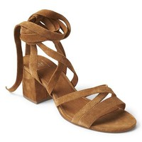 Suede multi-strap sandals | Gap