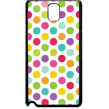 colorful polka dot For Samsung Galaxy Note 3 Case ***