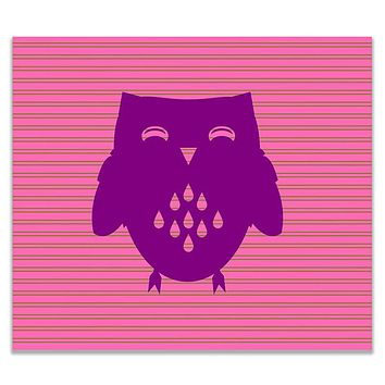 Owl II Children's Print Wall Art