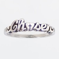 The Sterling Silver Ladies Ring - Chosen rings