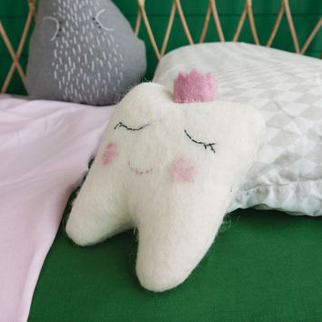 Down To The Woods | Tooth Fairy Cushion
