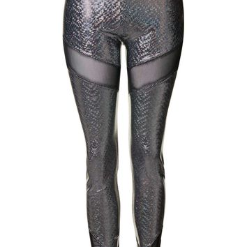 **Sport Holographic Mesh Leggings by Jaded London - Sale & Offers