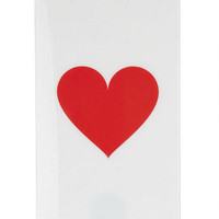 Heart Print iPhone
