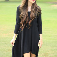 Nomad High-Low Dress