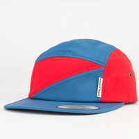 Volcom 56Th Mens 5 Panel Hat Wave One Size For Men 23352723901