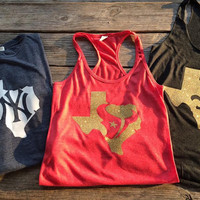 Houston Texans and Texan Saint tanks!