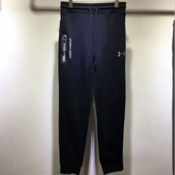 Under Armour print fashion sports long pants Sweatpants Trousers for man H-A-XYCL