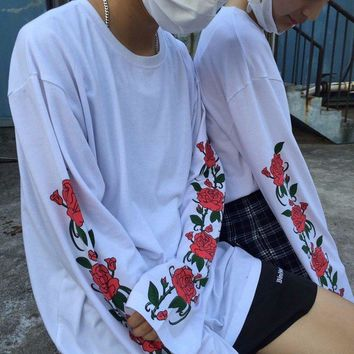 Rosy Long Sleeve Shirt