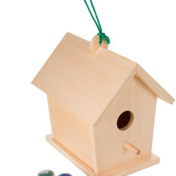 Toysmith Build and Paint a Birdhouse