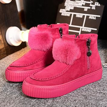 Hot Deal On Sale Thick Crust Boots [79791587353]