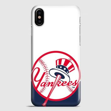 Yankees iPhone X Case