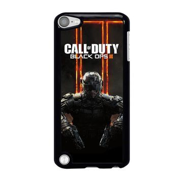 CALL OF DUTY BLACK OPS 3 iPod Touch 5 Case Cover