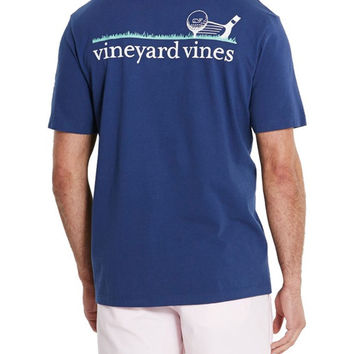 Vineyard Vines - Golf Line S/S Tee