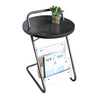 Simple Structure Magazine Table