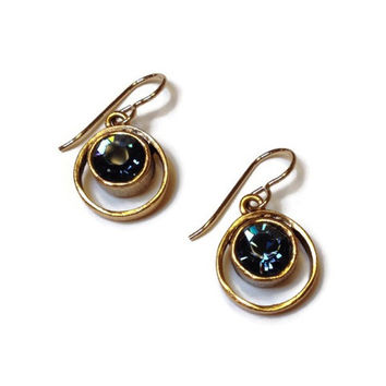 Patricia Locke Jewelry - Skeeball Earrings Montana