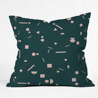 Mareike Boehmer My Favorite Pattern 4 Throw Pillow