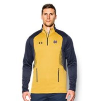 Under Armour Men's Notre Dame UA Fleece  Zip