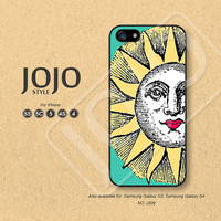 iPhone 5 Case iPhone 5c Case iPhone 4 Case iPhone 5s Case iPhone 4s Case The sun god Phone Covers Phone Cases - J209