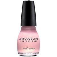 Sinful Colors Professional Nail Polish Enamel, Glass Pink [376] 0.50 oz - Walmart.com